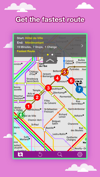 Paris City Maps - Discover PAR with Metro, Bus, and Travel Guides.