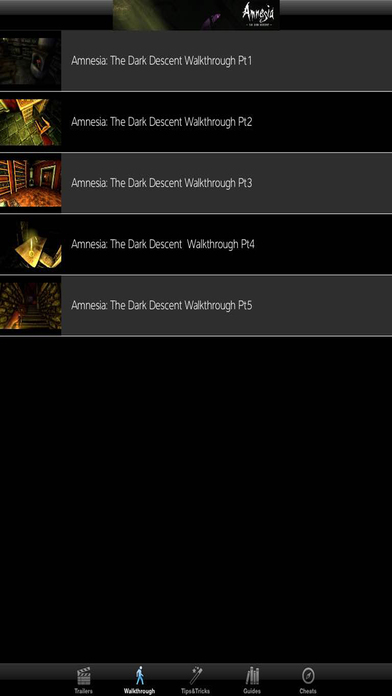 Game Cheats - Amnesia: The Dark Descent Daniel Justine Edition-1
