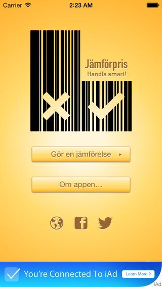 玩免費工具APP|下載Jämförpris app不用錢|硬是要APP