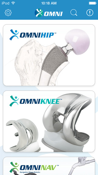 OMNI LS Total Joint Solutions