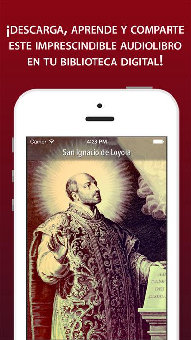 San Ignacio de Loyola iPhone Screenshot 1