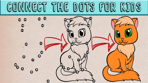 Connect The Dots: For Kids