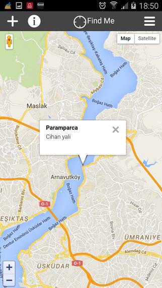 Dizi Map