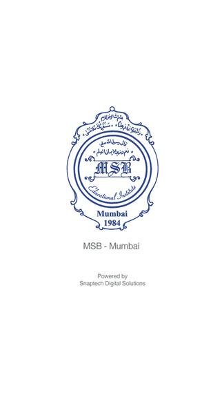 MSB Educational Institute - Mumbai