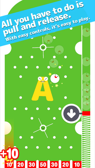 Alphabet monsters - Funny educational App for Baby Infant