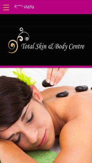 【免費生活App】Total Skin & Body Centre-APP點子
