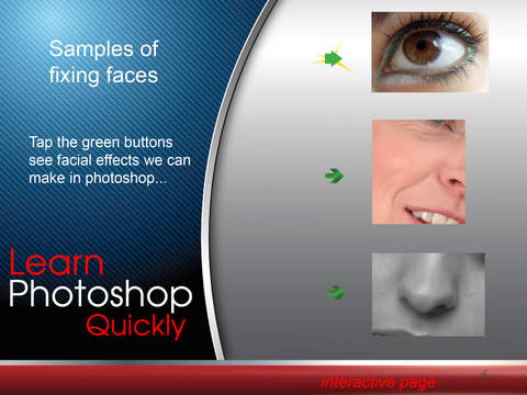Quick and easy lessons for Photoshop