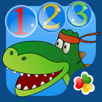 My Dino Companion for Kids: Complete Preschool, Pre-K and kindergarten learning program by Tiltan Games LOGO-APP點子