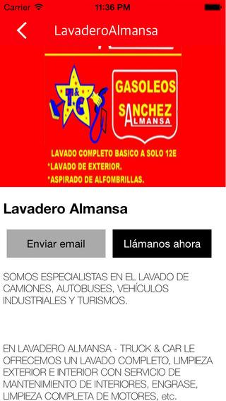 Lavadero Almansa