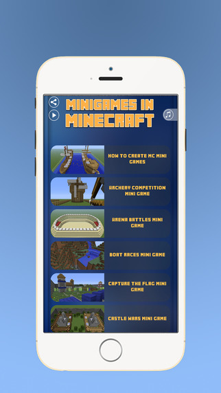 HQCraft Guide for Minecraft - Mini Games Guide for Minecraft and The Best Tips Tricks for MC Minigam