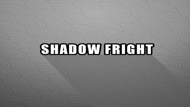 【免費遊戲App】Shadow Fright-APP點子