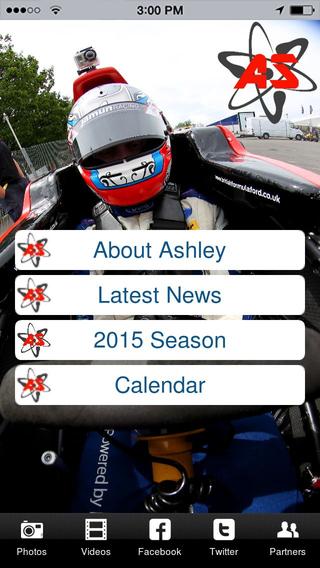 Ashley Sutton Racing