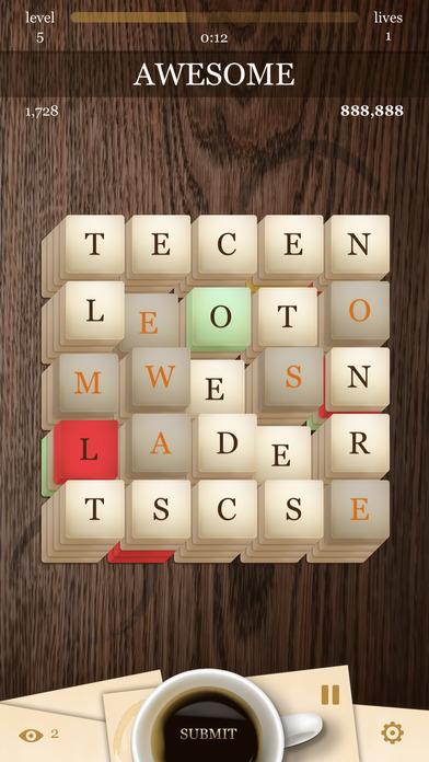 Wordology iPhone Screenshot 1