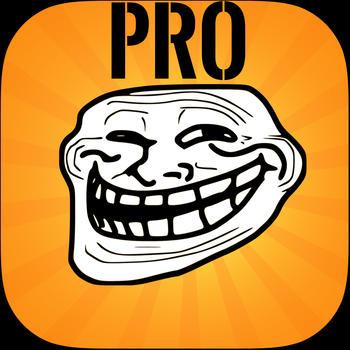 IMG Pro: Insta Memes Generator Pro Version 娛樂 App LOGO-硬是要APP