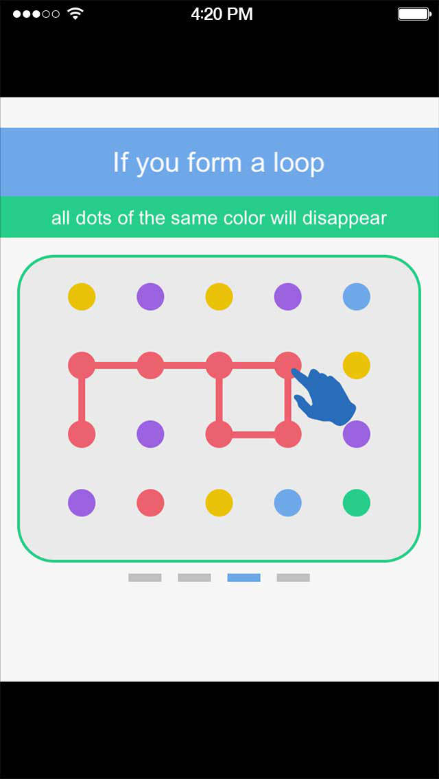 DOTS Connecting DOTS