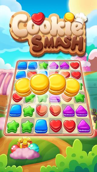 Cookie Smash 2015