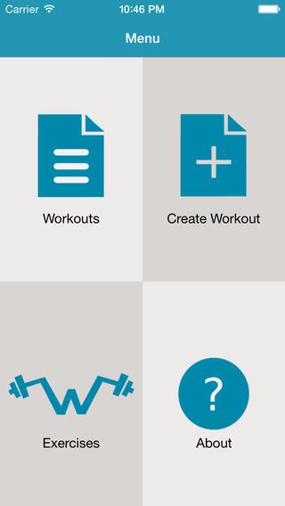 WorkApp - Fitness Free