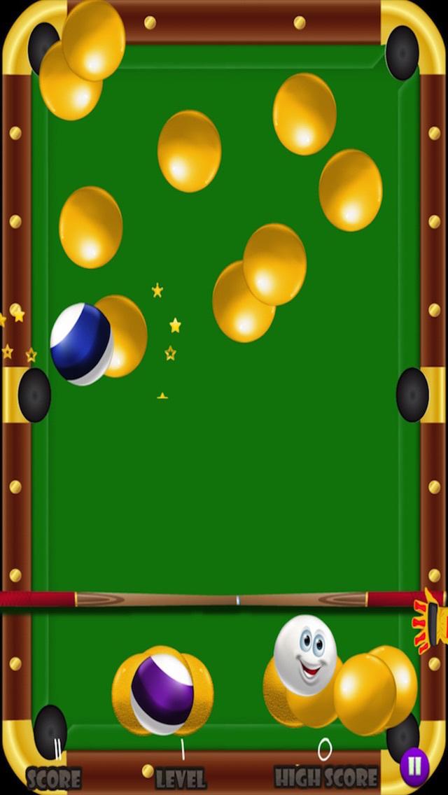 8 Ball Game - Billiards Practice