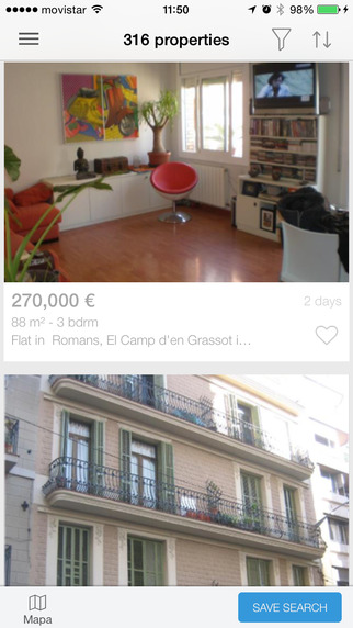 fotocasa rent and sale