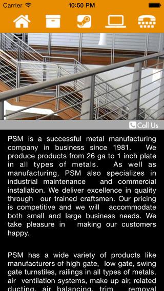 PSMMetal