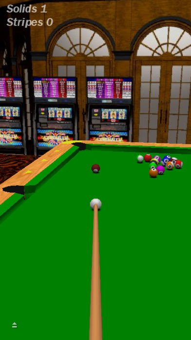 Vegas Pool Sharks iPhone Screenshot 2