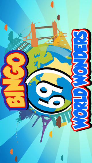 Bingo World Wonders - Multiple Daub Bonanza With Grand Jackpot And Vegas Odds