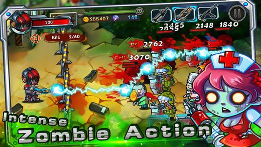 Zombie Go Ballistic: Rampaging