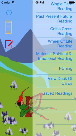 Fairy Tarot Cards Tarot Reading for Inspiration and Guidance
