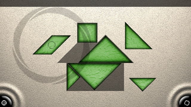 TanZen - Relaxing tangram puzzles Screenshots