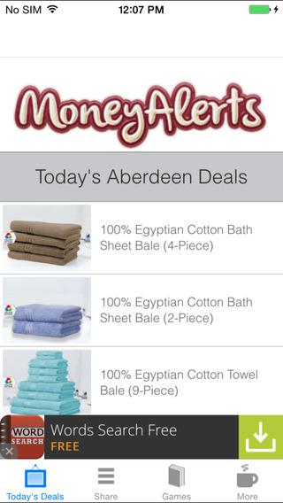 Aberdeen Deals Offers Coupons