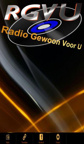 RadioGewoonVoorU
