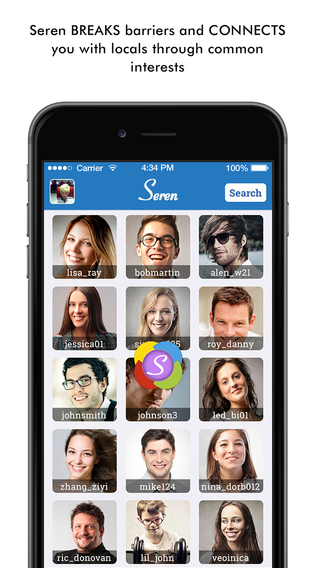 玩生活App|SEREN: The Social Networking Platform免費|APP試玩