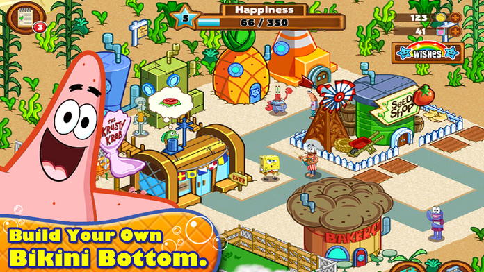 SpongeBob Moves In - iPhone Mobile Analytics and App Store Data