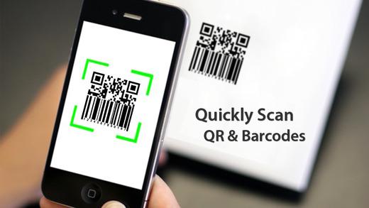 Quick QR Scan - Barcode Scanner QR Code Reader Free