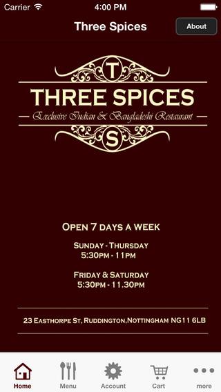 Three Spices