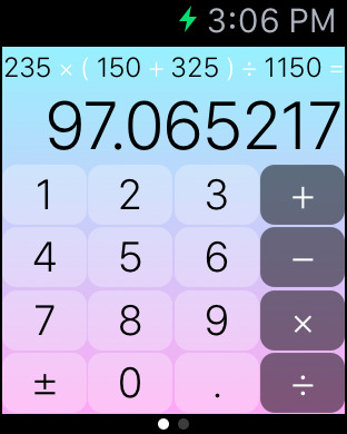 Classicalc Music - piano sound playing calculator Screenshots