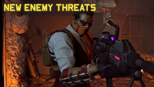 XCOM®: Enemy Within Screenshot