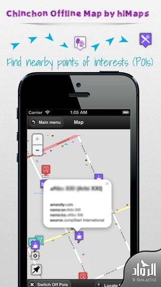 Chinchon Offline Map by hiMaps