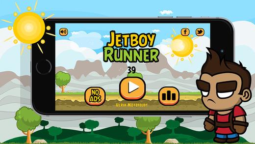 Jetboy Runner