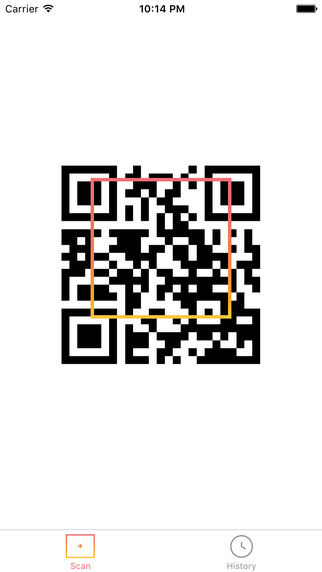 Codes - Code reader. QR codes barcodes and more.
