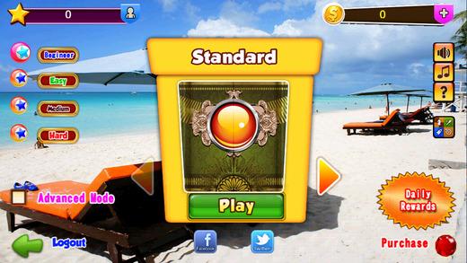 Bingo Beach Game