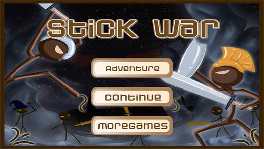 Castle War - Stickman Edition