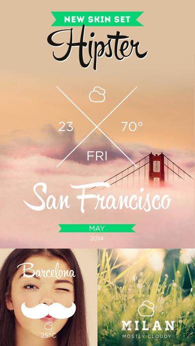 InstaWeather Pro - 天气预报[iOS][¥18→0]丨反斗限免