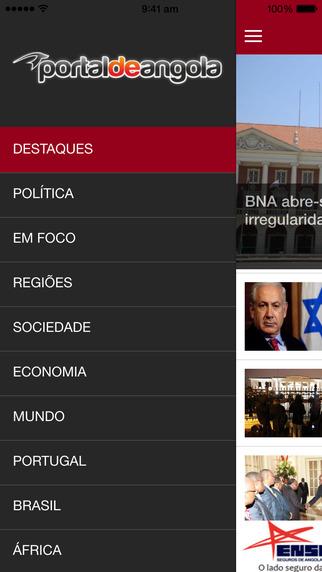 Portal de Angola Lite