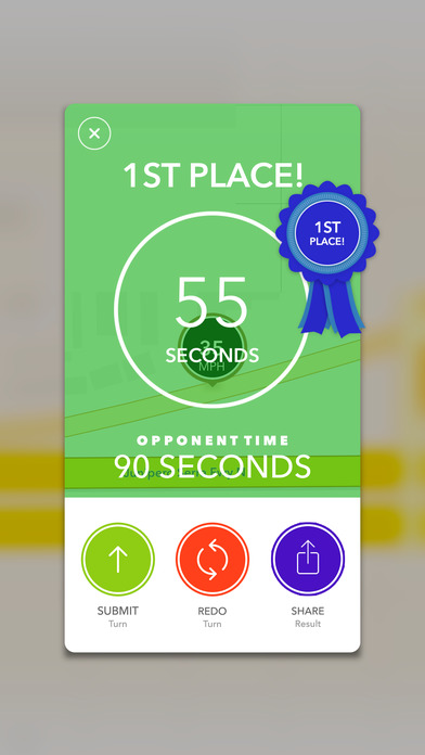 Speed Tracker iPhone Screenshot 2
