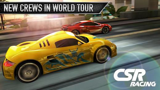 Csr World Tour Locked