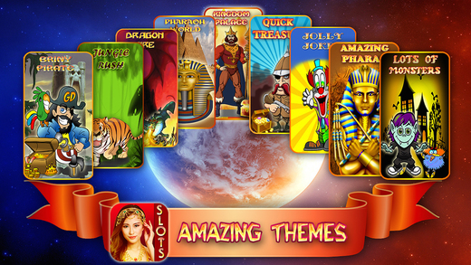 Egyptian Pharaoh Slots: Casino Wheel Deal Play Slots Bonus Cash Spin