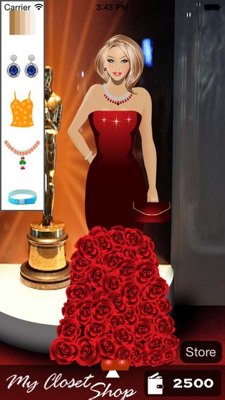Dress Up Movie Star