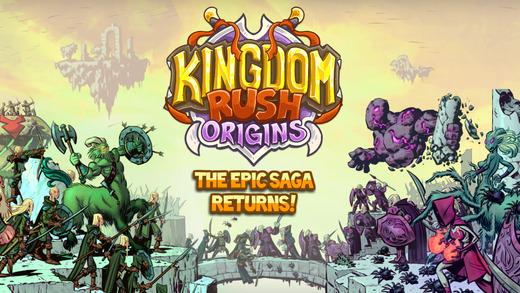 Kingdom Rush Origins 王国保卫战:起源[iOS] ¥6 起丨反斗软件值得买