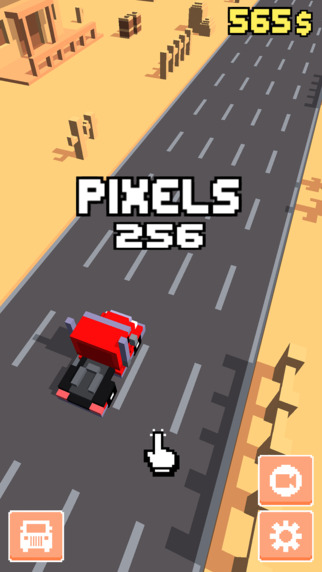 Pixels 256